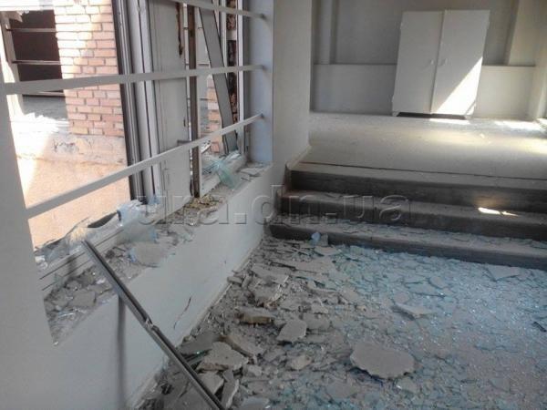 Обстрел ДНР института в Донецке: 3 человека были убиты