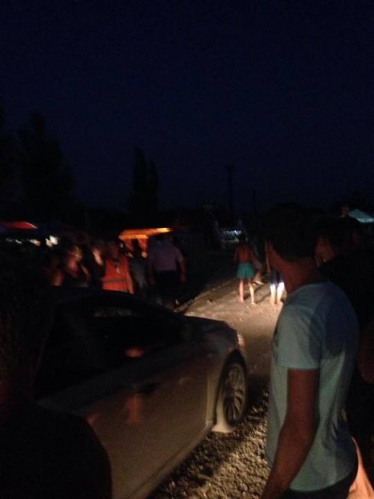 Жители России погибают в очереди на паром из Керчи (ФОТО, ВИДЕО)