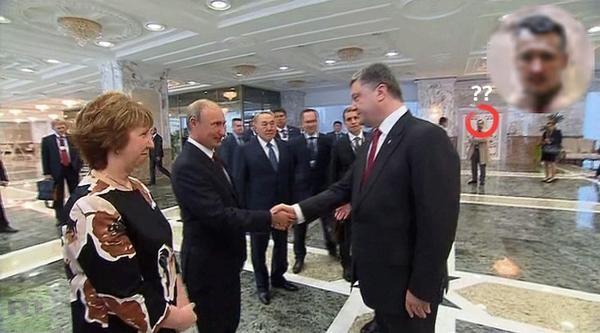 Фотожабы на встречу Порошенко и Путина (ФОТО, ВИДЕО)