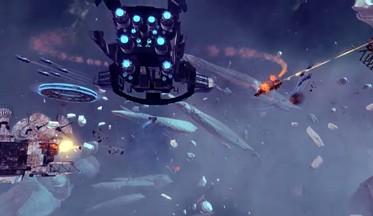 ВИДЕО: Трайлер RTS Ancient Space