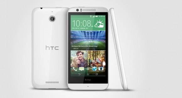 HTC Desire 510: подходящий телефон с LTE