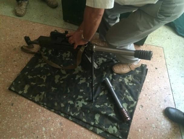 Олигарх определял 11 млрд гривен на гранатомет «Поршень»