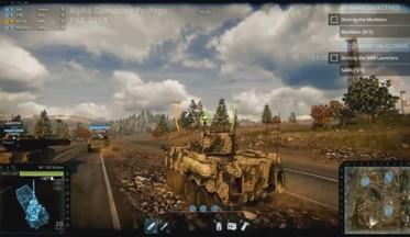 ВИДЕО: Armored Warfare: демо с PAX Прайм 2014