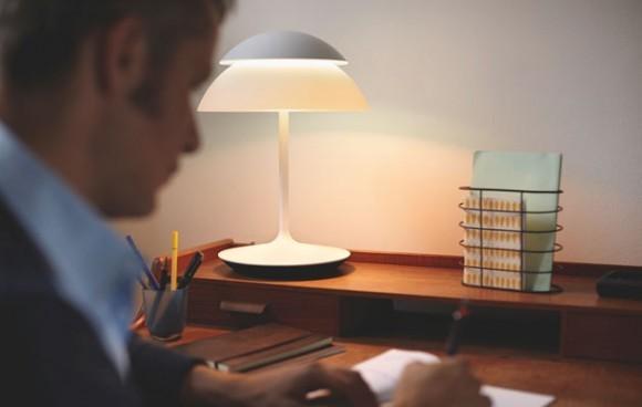 Philips продемонстрировала первые интеллектуальные светильники Hue Beyond