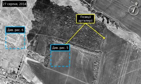 Доказательства военных преступлений и вмешательства
