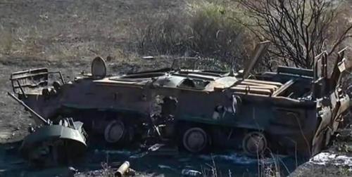 Обнаружено новое доказательство вторжения войск РФ в Украину