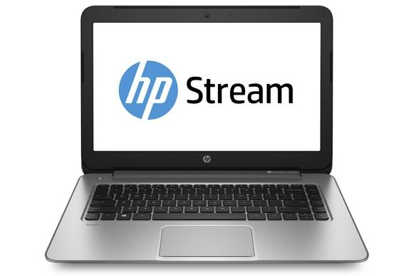 HP Stream: Анонс портативного компьютера