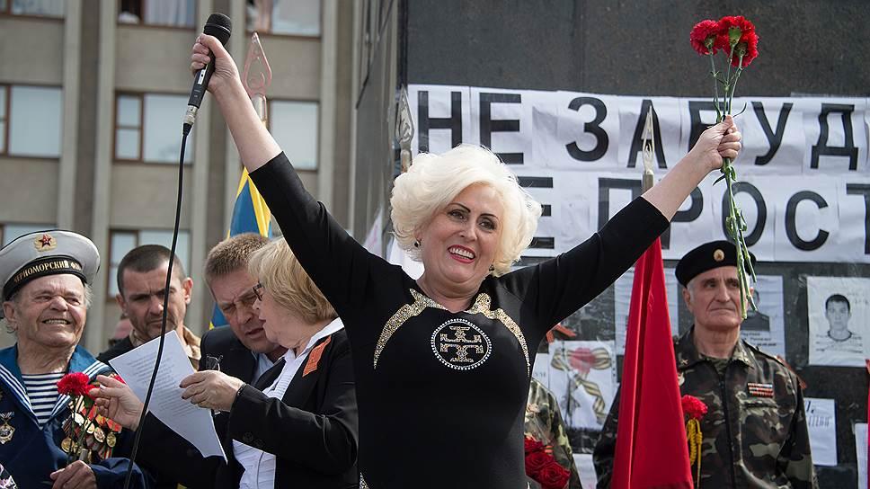 Суд продлил арест экс-мэру Славянска Штепе