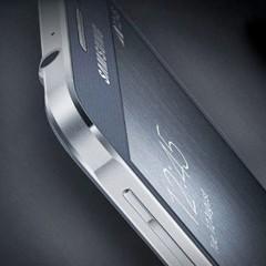 Детали металлического смартфона Samsung SM-A500