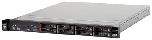 Новые серверы x86 от IBM представлены