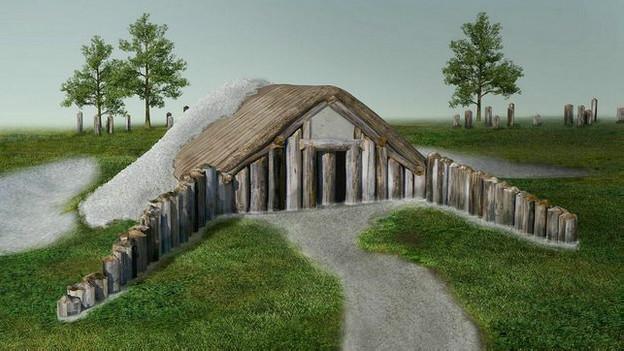 Близ Стоунхенджа обнаружены еще более древние памятники