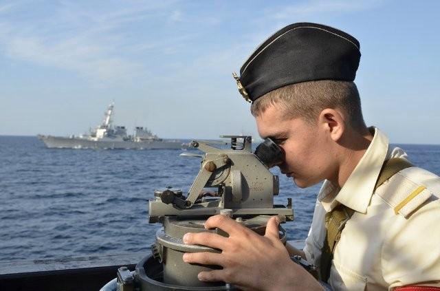 """ФОТО: Украино-американские учения """"Си Бриз-2014"""" завершены"""