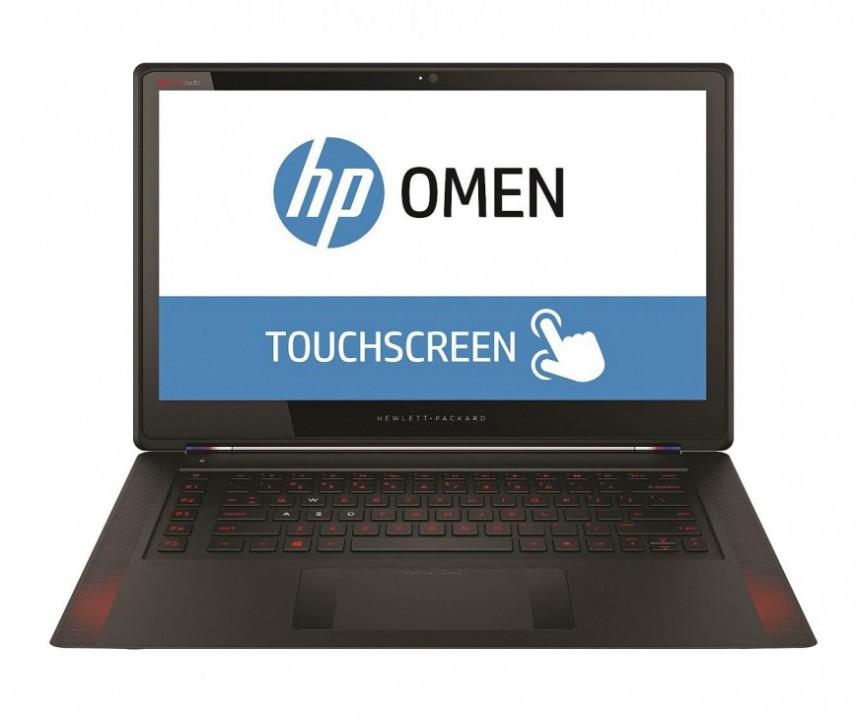 HP Omen 15 - новый игровой ноутбук