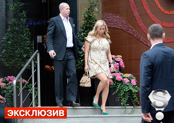 Анна Семенович собралась замуж за банкира