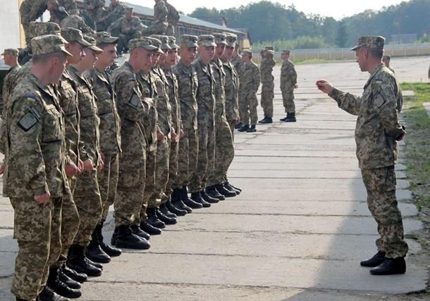 Военные НАТО прибыли на учения в Украину (ФОТО)