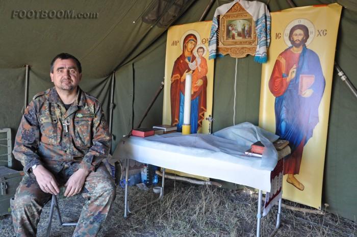 """Киевское """"Динамо"""" помогает военным госпиталям в зоне АТО"""