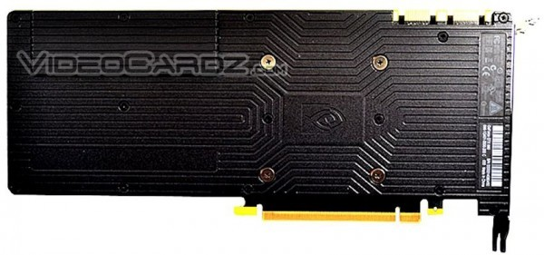 NVIDIA GeForce GTX 980: системные характеристики и фото
