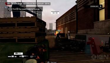 ВИДЕО: Геймплей DLC Bad Blood для Watch Dogs