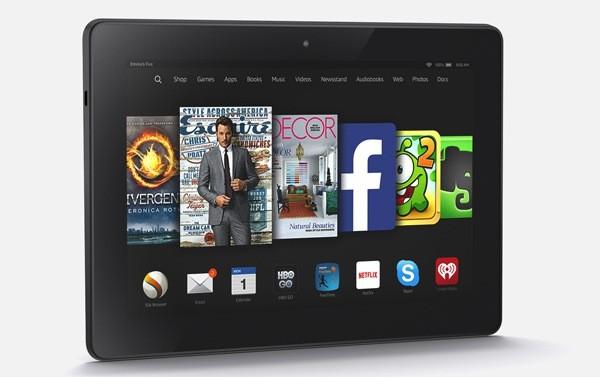 Новый Amazon Fire HDX 8.9 представлен