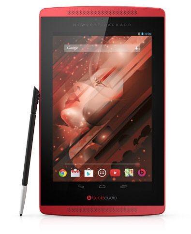 Вышел новый планшет HP Slate 7 Beats Special Edition