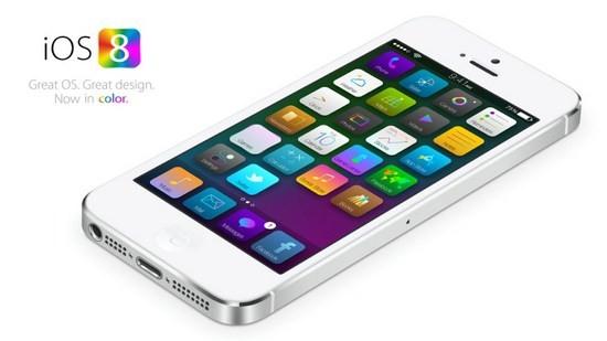 iOS 8 доступна для скачивания для всех устройств Apple
