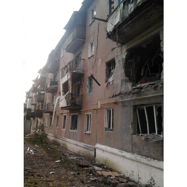 ФОТО: Боевики ДНР разгромили Кировское, даже церковь