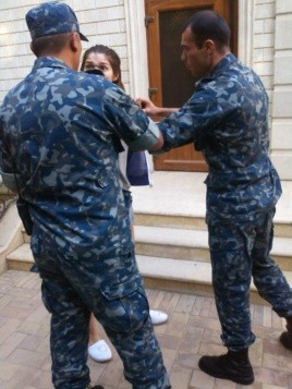 Дочь президента Узбекистана Гульнара Каримова попала в плен