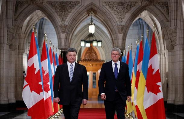 Какой толк от визита Порошенко в Канаду и США? (ФОТО, ВИДЕО)