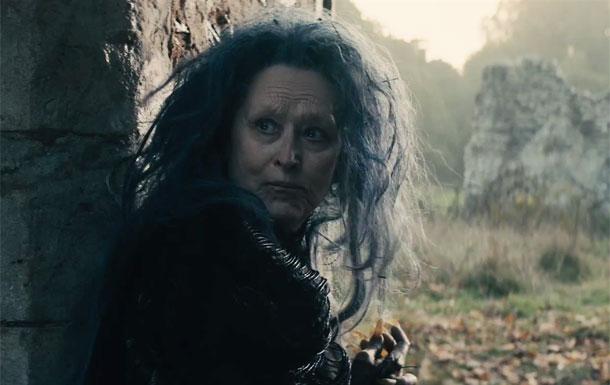 """""""Чем дальше в лес"""": Мэрил Стрип в роли лесной ведьмы (ВИДЕО)"""