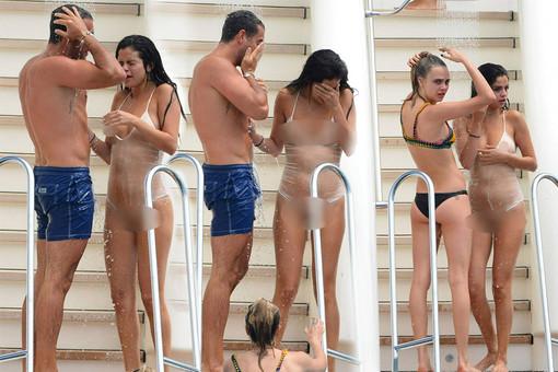 Хакеры опубликовали интимные фото голливудских звезд (ФОТО)
