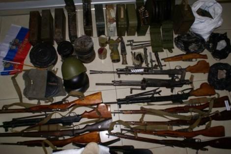 СБУ накрыла группировку торговцев оружием и боеприпасами