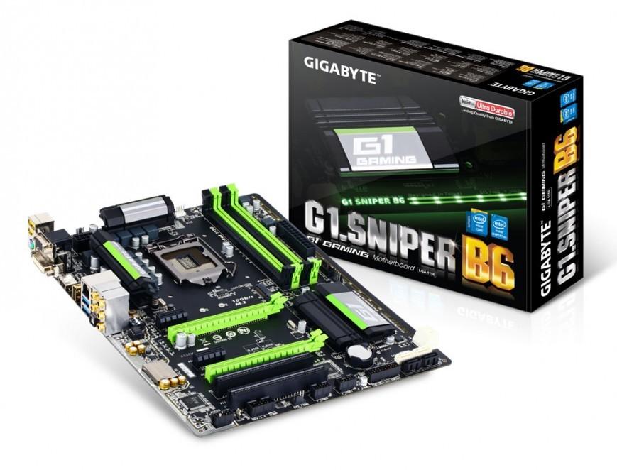 Gigabyte G1.Sniper B6: плата для недорогих игровых систем