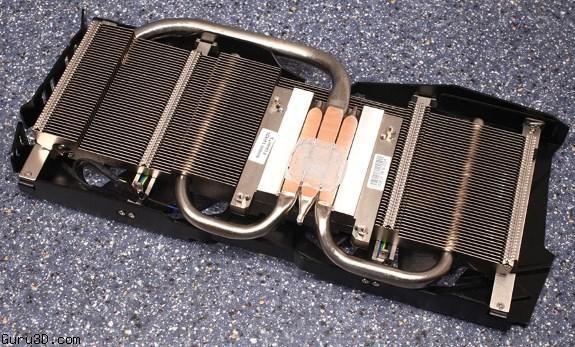 В EVGA GeForce GTX 970 ACX теплотрубки не контактируют с GPU