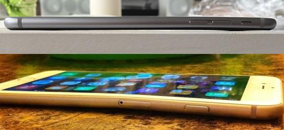 Apple iPhone 6 Plus можно легко согнуть и сломать