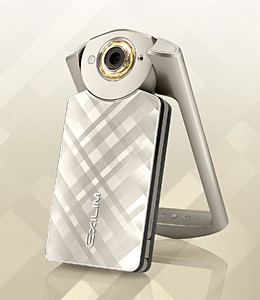 Casio EX-TR50: Камера для любителей селфи