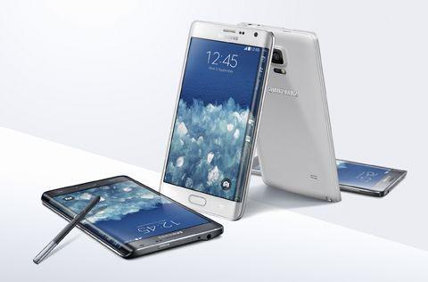 Ограниченный тираж концептуального Samsung Galaxy Note Edge