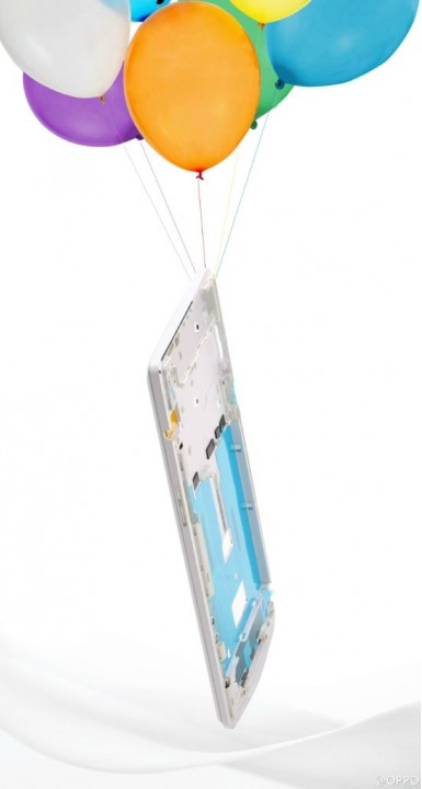 Oppo N3 будет в прочном корпусе из сплава лития и алюминия