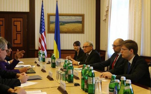 Украина и США договорились о проведении  бизнес-саммита