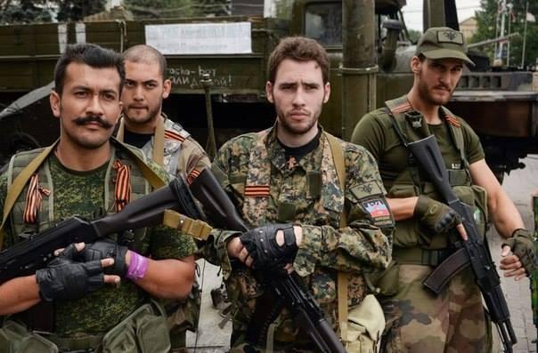 Почему террористы из Бразилии воюют за ДНР? (ФОТО)