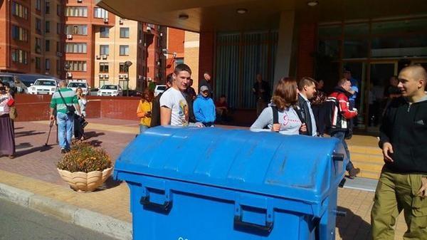 ВИДЕО: Визит Шуфрича в Одессу закончился пальбой и дракой