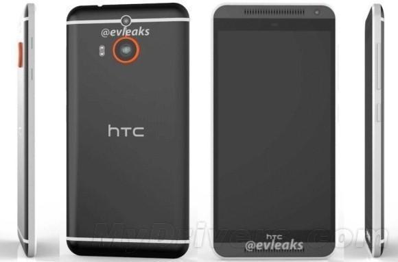 HTC One (M8) с QHD-экраном
