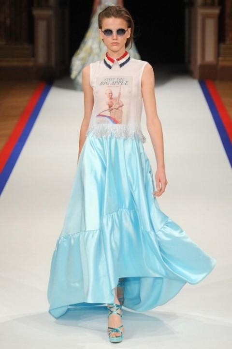 ФОТО: Париж глумится над Путиным на Неделе моды