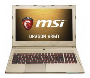 MSI обновит игровой ультрабук GS60 Ghost Pro