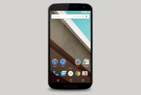 Nexus 6 засветился в Сети