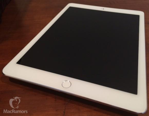 iPad Air 2 выйдет в золотом варианте