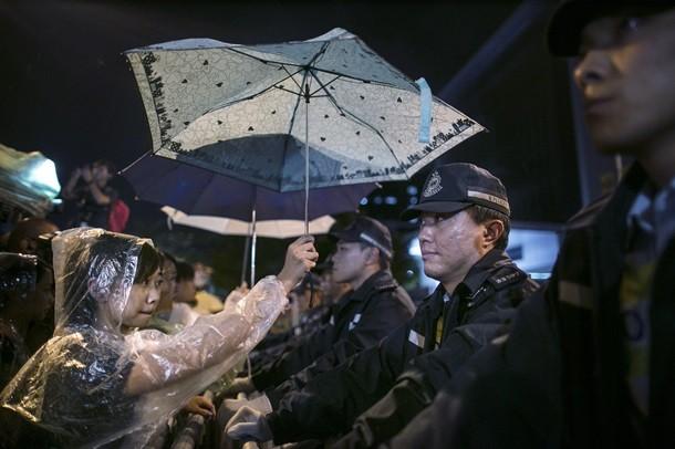 Протестанты в Гонконге не намерены сдаваться