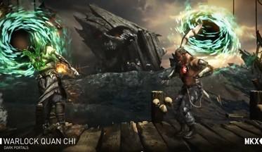 ВИДЕО: Трейлер Quan Chi из Mortal Kombat X