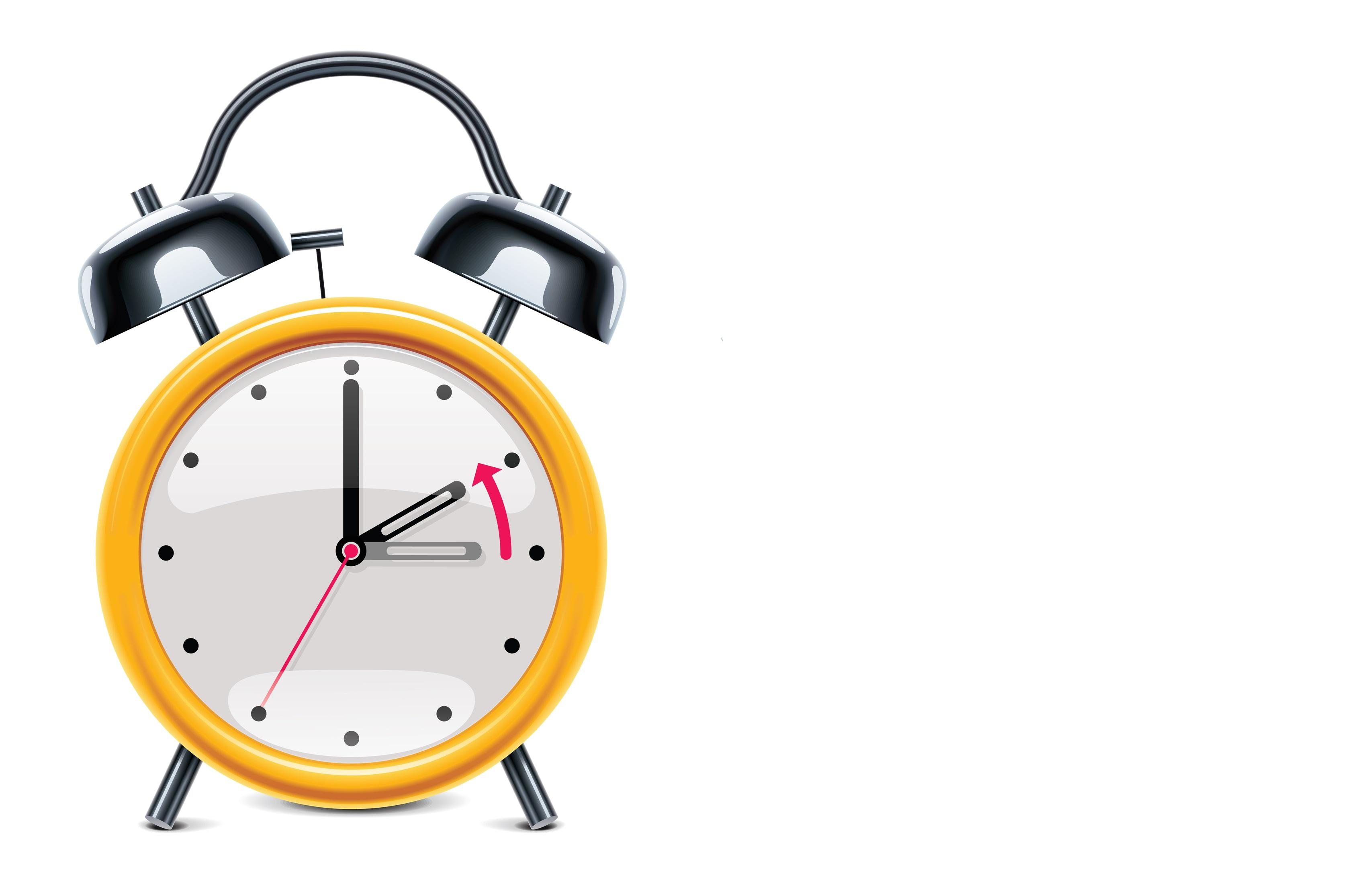 Когда в Украине переводят часы на зимнее время?