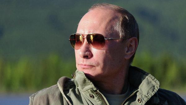 Путин проведет свой день рождения в тайге