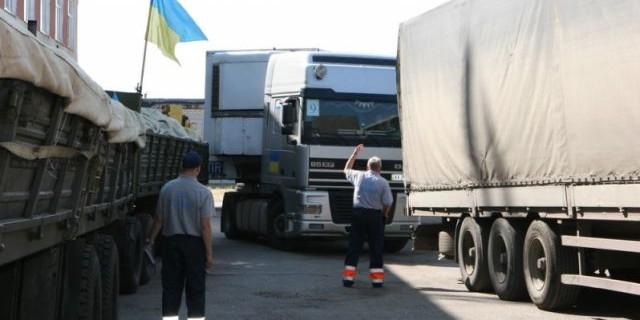 В ДТП попали 5 машин гуманитарной помощи в Волынской области